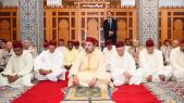 Mohammed VI prière