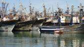 Dakhla port pêche