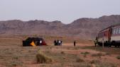 Train du désert