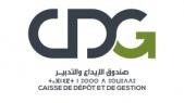 CDG nouiveau logo