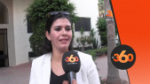 Cover Video -Le360.ma •برلمانية و أنشطتها اليومية