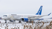 Bombardier avion