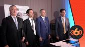 Cover Video -Le360.ma • التوقيع بطنجة على اتفاقيات بين مجموعة البنك الشعبي