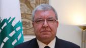 ministre libanais de l'intérieur