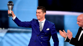 Ronaldo et le Prix Best de la FIFA