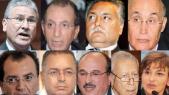 Ministres limogés