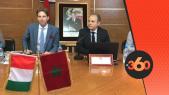 Cover Video -Le360.ma •Le Maroc et la Hongrie ouvrent deux lignes aériennes directes