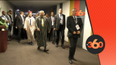Cover Video -Le360.ma •Arrivée du roi Mohammed VI au 5e Sommet UA-UE à Abidjan