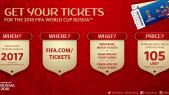 tickets Mondial 2018