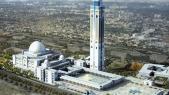 Mosquée d'Alger: le gouffre financier pourrait engloutir 2 milliards de dollars de plus