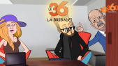 Cover Video -Le360.ma •La brigade Saad-lora -mssahel