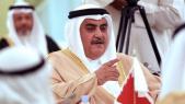 Ministre bahreïni des Affaires étrangères