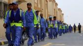 Travailleurs étrangers Qatar