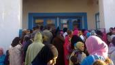 Essaouira bousculade