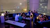 Bar Skyline, Singapour