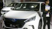 BYD véhicules électriques