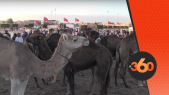 cover:مغاربة يتهافتون على اقتناء حليب وبول الإبل بتيزنيت