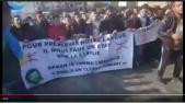"""Vidéo. Algérie: manifestations monstres des indépendantistes kabyles au cri de """"Kabylie indépendante"""""""