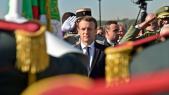 Macron à Alger