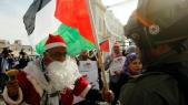 Père-Noël palestinien