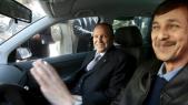 Said et Abdelaziz Bouteflika