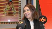 Cover Video -Le360.ma •Samia akariou reprend le chemin de l'école