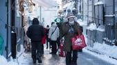 Vague de froid, Canada