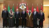 Bourita-délégation-ministérielle-Amman