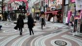 Japon, plaques d'égout