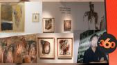 """Cover Vidéo - Le vernissage de l'exposition """"Un parfum de liberté..."""" de Mohammed Kacimi"""