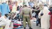 Rabat-ibération de l'espace public