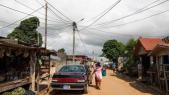 électricité en Guinée