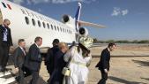 Accrochage entre les avions présidentiels français et sénégalais