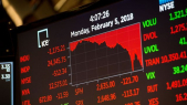 Valeurs boursières New York