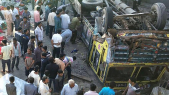 Accident de camion en Inde