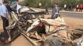 Accident-Chtouka Aït-Baha- Mars  2018 - 2