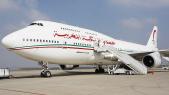 Avion la RAM Royal air Maroc