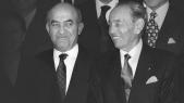 Youssoufi et Hassan II