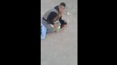 cover Video - une jeune fille se fait sexuellement agresser