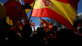 Manifestation anti-indépendantistes-Espagne