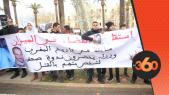 cover: مظاهرة حاشدة في فاس ضد حامي الدين في قضية قتل آيت الجيد