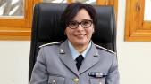 Lieutenant-colonel Khadija Koudamra
