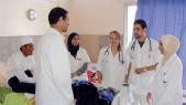 Hôpital infirmiers