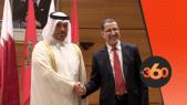 cover: قريبا خط بحري بين قطر والمغرب