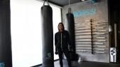 Saoudienne entraîneuse de boxe