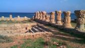 Site archéologique grec