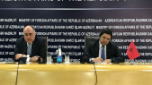 Nasser bourita azerbaidjan