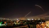 Syrie under attack