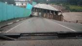 Effondrement de pont Algérie
