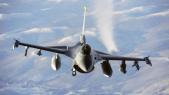 F-16 américain